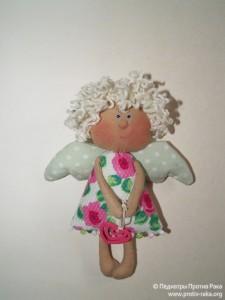 тряпичная кукла своими руками мастер класс