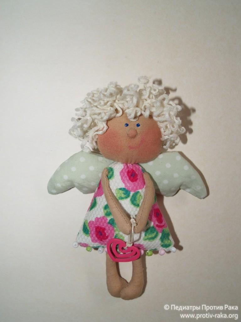 Тряпичная кукла мастер класс бесплатно