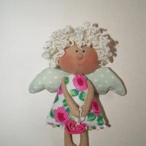Мастер-класс по созданию тряпичной куклы в поддержку Христины Радецкой и Настеньки Чабанюк