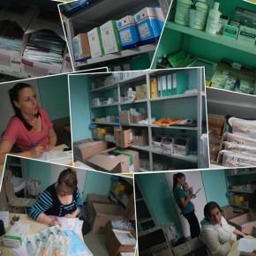 На обеспечение лечебного процесса в детском отделении необходимы 69 000 грн.