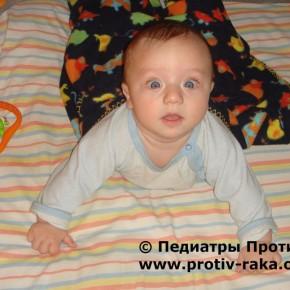 Дима Виноградов (Закончил основное лечение)