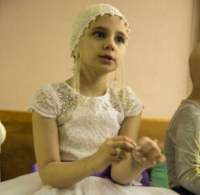 Саша Брайловська просить допомоги!