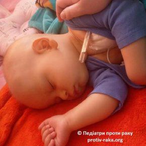 МРТ від якого залежить майбутнє онкохворого хлопчика