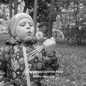 † У світле свято Благовіщення — перестало битися маленьке серденько Арсенчика Гуріна.