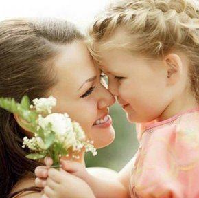 Вітаємо наших матусь з Днем Матері!