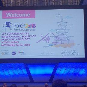 SIOP–2018: 50-а всесвітня конференція по дитячій онкології в японському місті Кіото-колисці екологічної безпеки Землі.