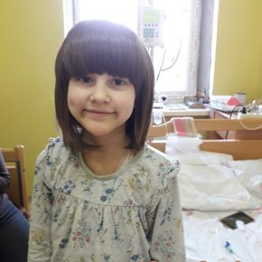 † Допоможіть Ані побороти хворобу назавжди (Кошти на лікарські засоби - зібрано. Дякуємо!)