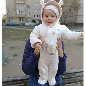 Маленька Машенька стала Ангелом