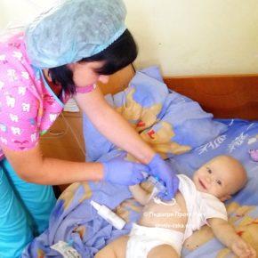 Щиро дякуємо за допомогу медичним сестрам! Ви врятували дитяче онкологічне відділення!