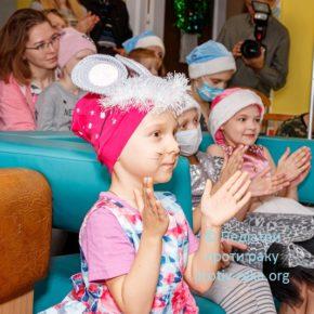 Дякуємо чарівникам, які допомогли створити свято св. Миколая!!!
