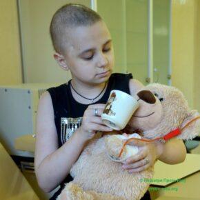 Дитяче онкологічне відділення просить допомогти сплатити за вкрай необхідні реагенти!