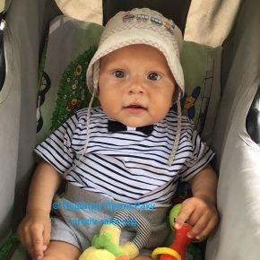 Семимісячний малюк розпочав боротьбу з раком і потребує допомоги небайдужих( Дякуємо! Збір закритий.)